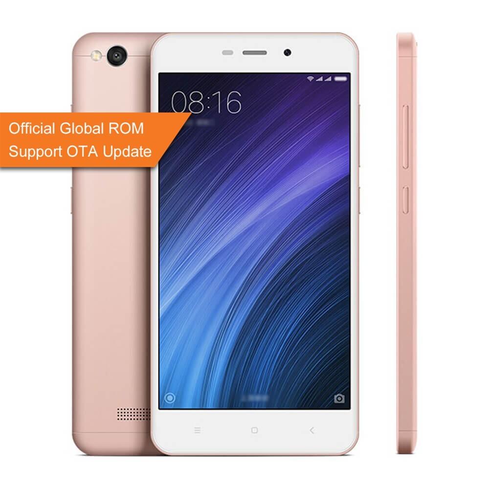 geekbuying Xiaomi Redmi 4A Snapdragon 425 ROSE GOLD(ローズゴールド)