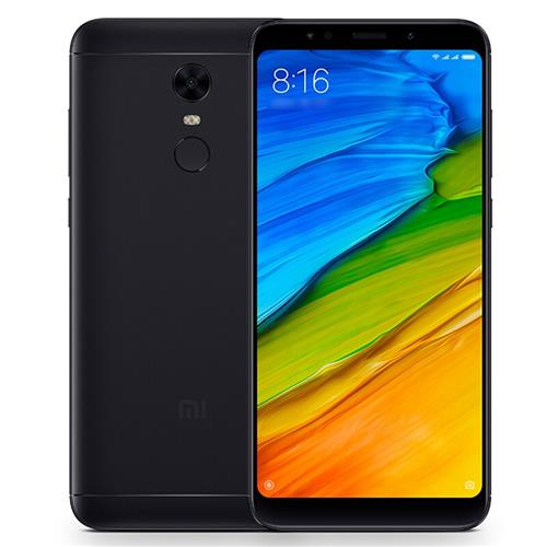 geekbuying Xiaomi Redmi 5 Plus Snapdragon 625 MSM8953 2.0GHz 8コア BLACK(ブラック)