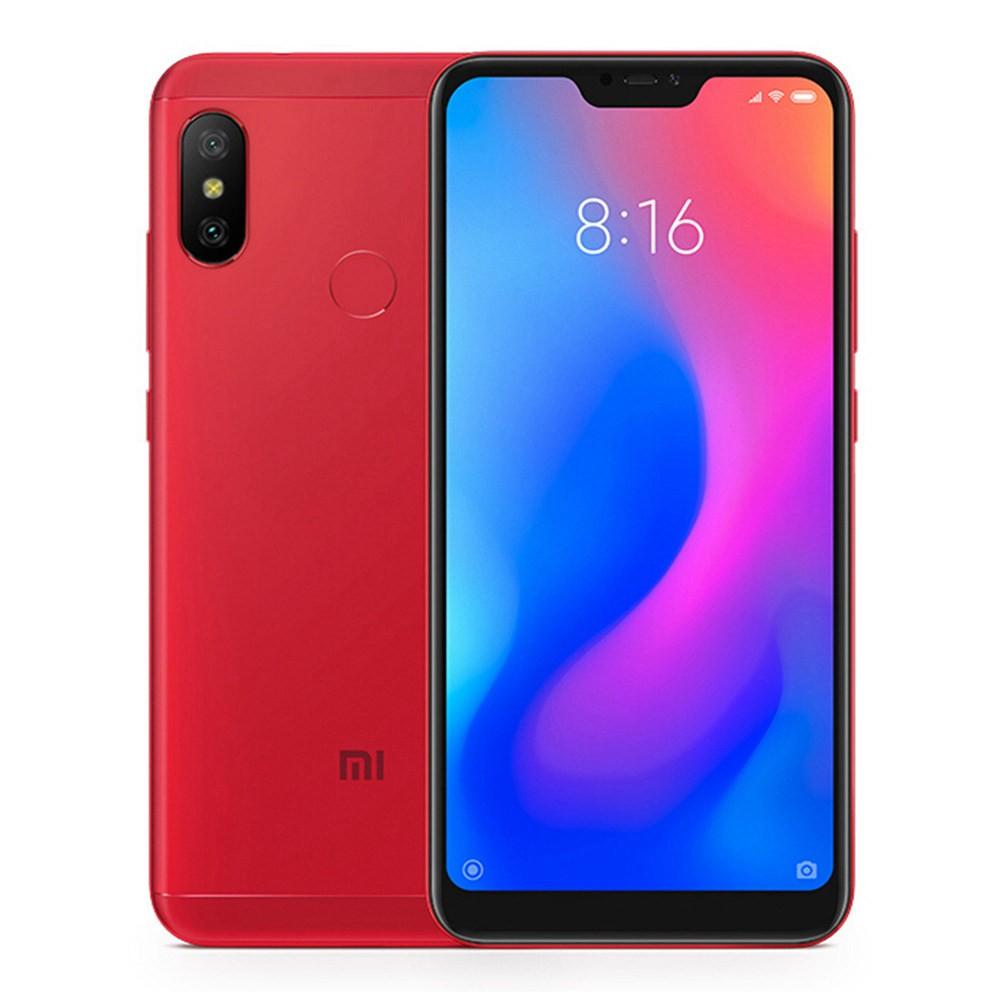 geekbuying Xiaomi Redmi 6 Pro Snapdragon 625 MSM8953 2.0GHz 8コア RED(レッド)