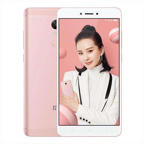 geekbuying Xiaomi Redmi Note 4X Snapdragon 625 MSM8953 2.0GHz 8コア,MediaTek Helio X20 2.3GHz Deca Core PINK(ピンク)