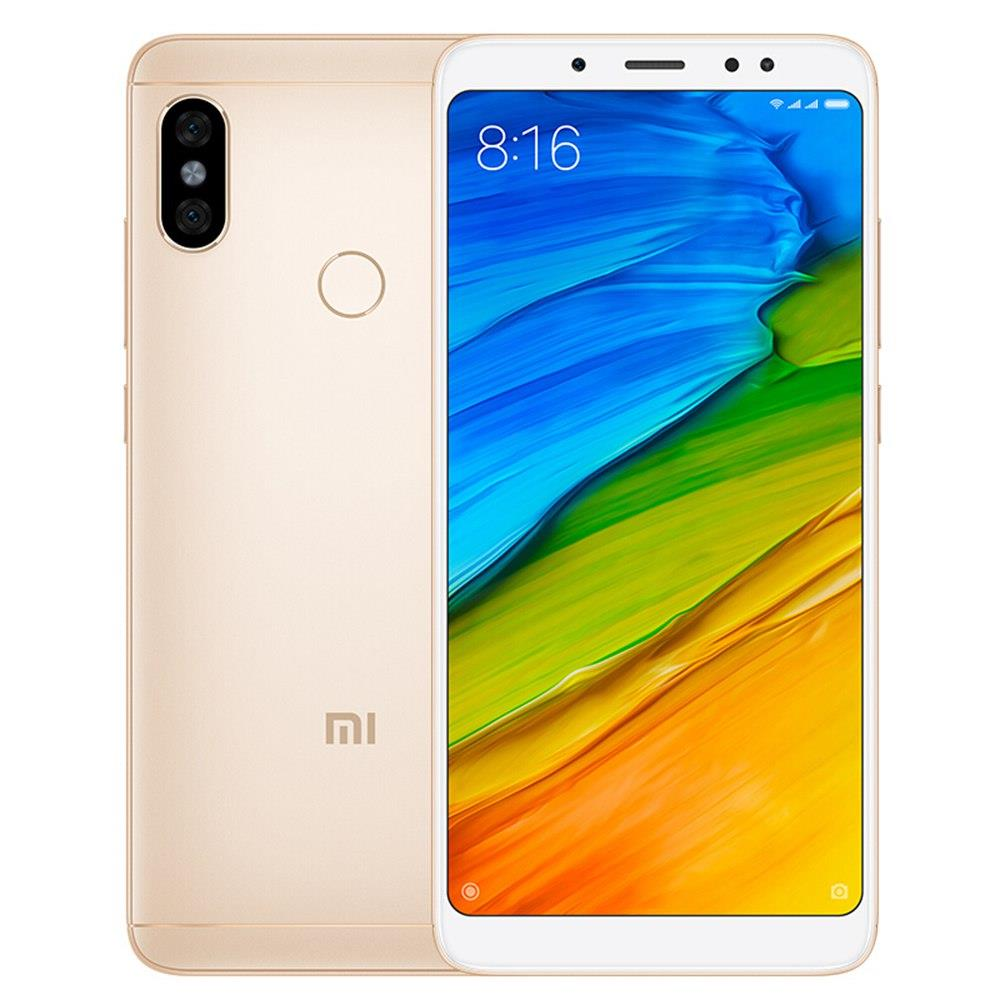 geekbuying Xiaomi Redmi Note 5 Snapdragon 636 SDM636 8コア GOLD(ゴールド)