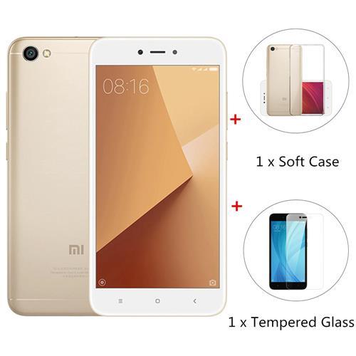 geekbuying Xiaomi Redmi Note 5A Snapdragon 435 GOLD(ゴールド)