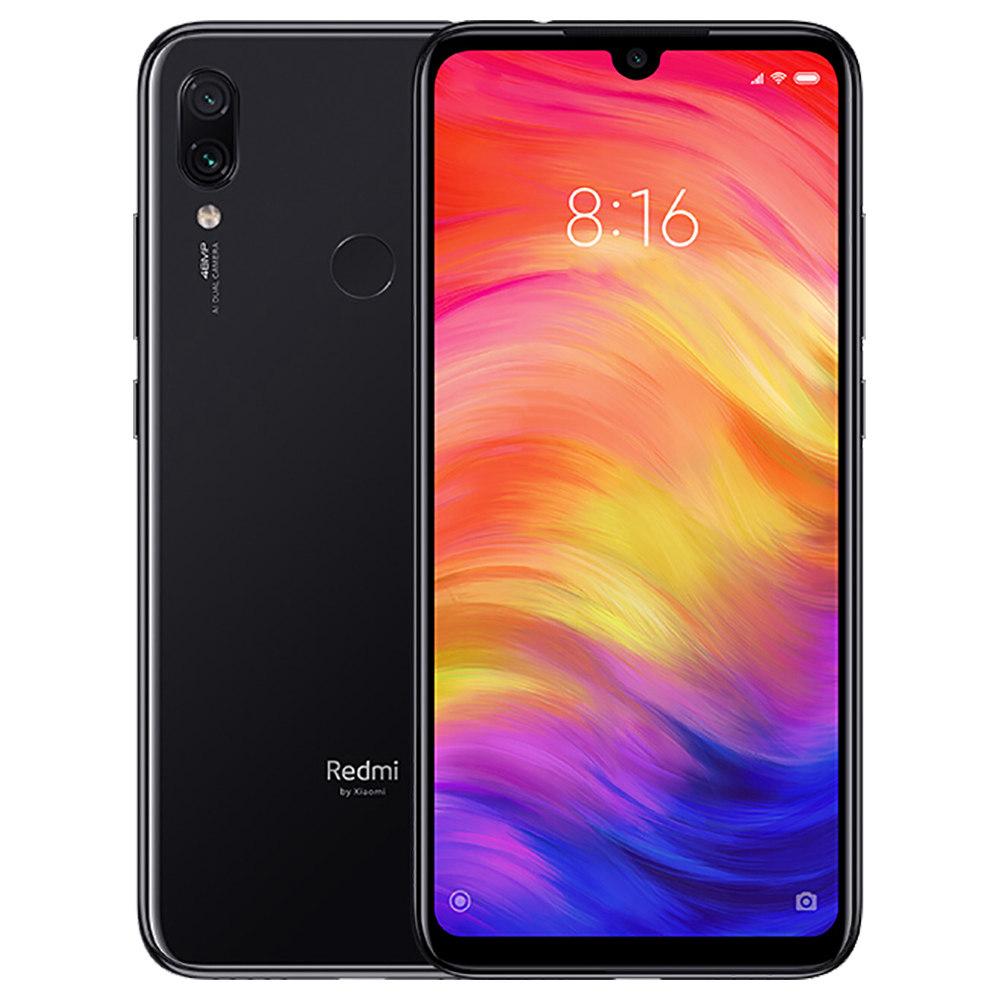 geekbuying Xiaomi Redmi Note 7 Snapdragon 660 BLACK(ブラック)