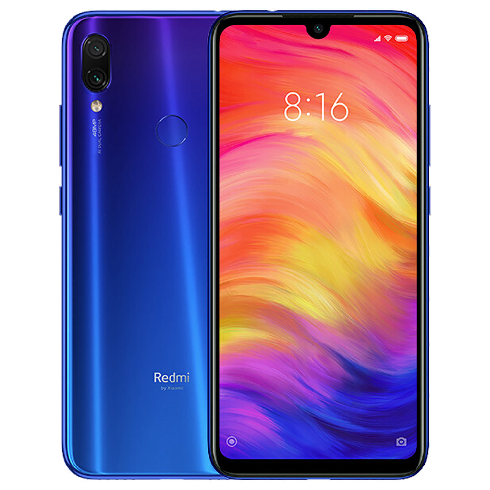 geekbuying Xiaomi Redmi Note 7 Snapdragon 660 MSM8956 Plus 2.2GHz 8コア BLUE(ブルー)