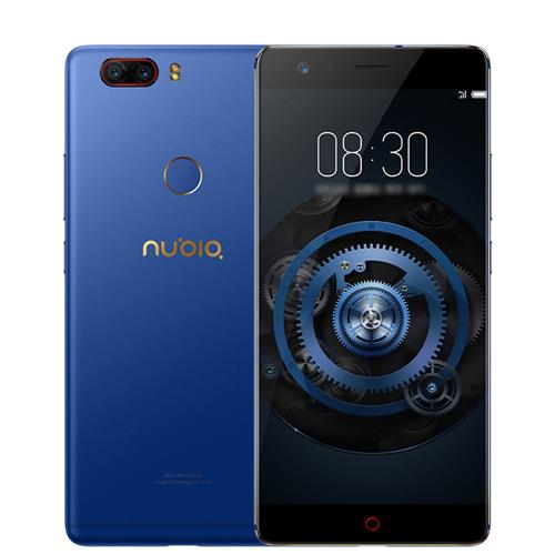 geekbuying ZTE Nubia Z17 Lite Snapdragon 653 BLUE(ブルー)