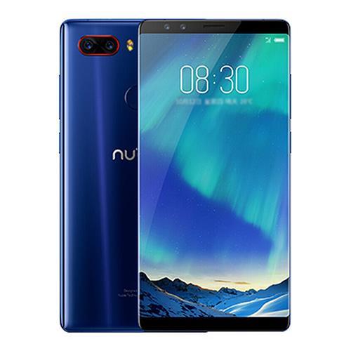 geekbuying ZTE Nubia Z17 S Snapdragon 835 MSM8998 2.35GHz 8コア BLUE(ブルー)