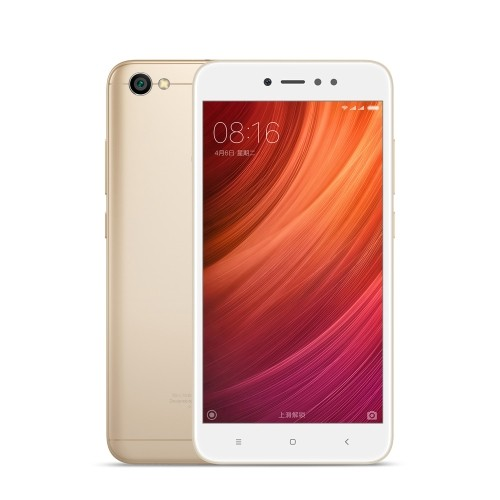 tomtop Xiaomi Redmi 5A Snapdragon 425 MSM8917 1.4GHz 4コア GOLD(ゴールド)