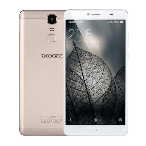 tomtop DOOGEE Y6 Max MTK6750 1.5GHz 8コア GOLD(ゴールド)