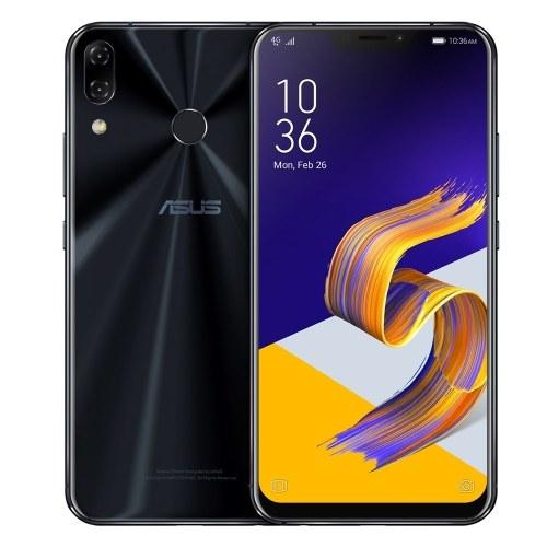 tomtop ASUS ZenFone 5 ZE620KL Snapdragon 636 SDM636 8コア BLUE(ブルー)