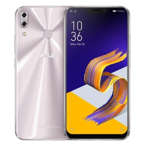 tomtop ASUS ZenFone 5 ZE620KL Snapdragon 636 SDM636 8コア GREY(グレイ)