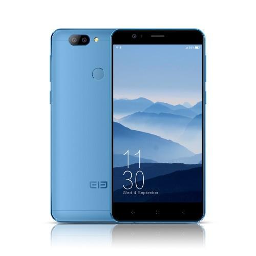 tomtop ELEPHONE P8 Mini MTK6750T 1.5GHz 8コア BLUE(ブルー)