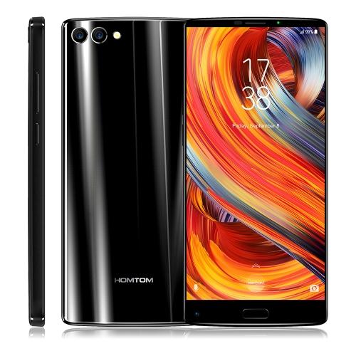 tomtop HOMTOM S9 Plus MTK6750T 1.5GHz 8コア BLACK(ブラック)