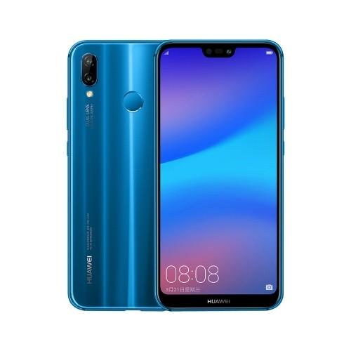tomtop HUAWEI Nova 3e Kirin 659 2.36GHz 8コア BLUE(ブルー)