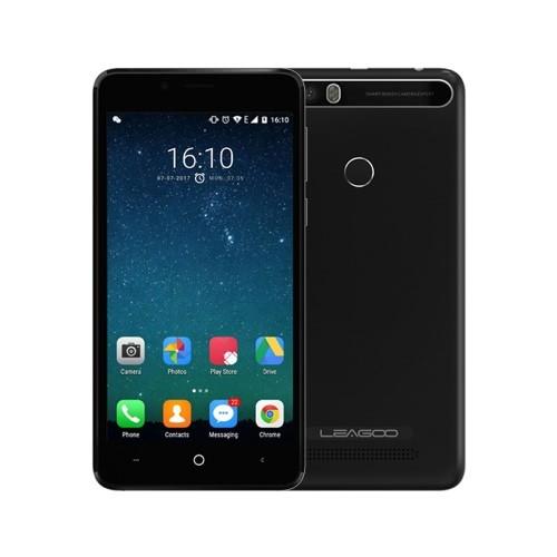 tomtop LEAGOO KIICAA POWER 3G MTK6580A 1.3GHz 4コア BLACK(ブラック)