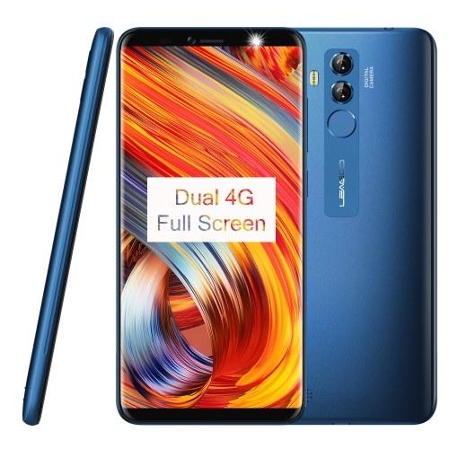 tomtop LEAGOO M9 Pro MTK6739 1.5GHz 4コア BLUE(ブルー)