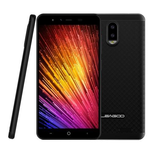 tomtop LEAGOO Z7 SC9832A 1.3GHz 4コア BLACK(ブラック)