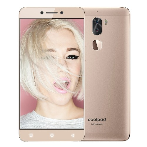 tomtop LeEco Coolpad Cool1 Snapdragon 652 GOLD(ゴールド)