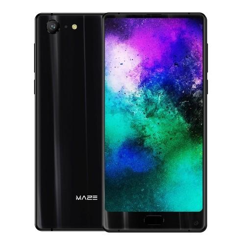 tomtop MAZE Alpha X MTK6757 Helio P20 2.3GHz 8コア BLACK(ブラック)