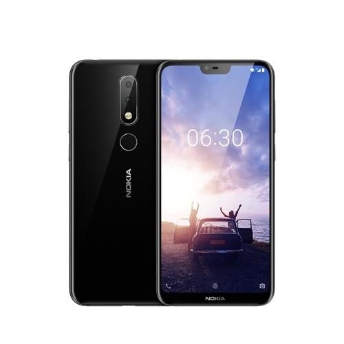 tomtop NOKIA X6 Snapdragon 636 SDM636 8コア BLACK(ブラック)