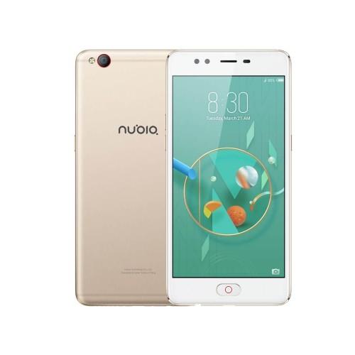 tomtop ZTE Nubia M2 Lite MTK6750 1.5GHz 8コア GOLD(ゴールド)