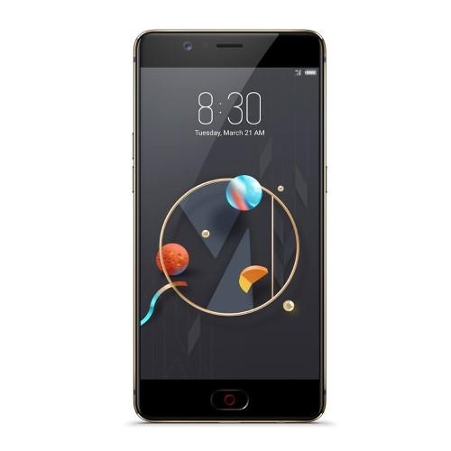 tomtop ZTE Nubia M2 Snapdragon 625 MSM8953 2.0GHz 8コア BLACK(ブラック)