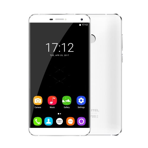 tomtop OUKITEL U11 Plus MTK6750T 1.5GHz 8コア WHITE(ホワイト)