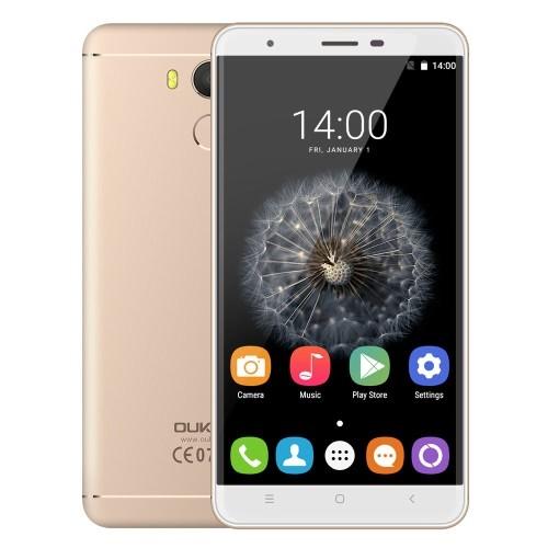 tomtop Oukitel U15 Pro MTK6753 1.3GHz 8コア GOLD(ゴールド)