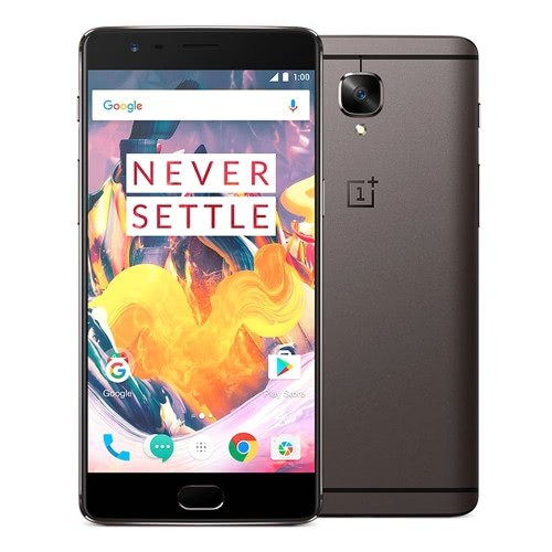 tomtop OnePlus 3T Snapdragon 821 GRAY(グレイ)