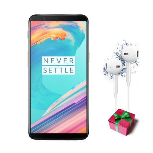 tomtop OnePlus 5T Snapdragon 835 MSM8998 2.35GHz 8コア GRAY(グレイ)