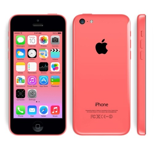 tomtop iPhone 5C 3G A6 2コア RED(レッド)