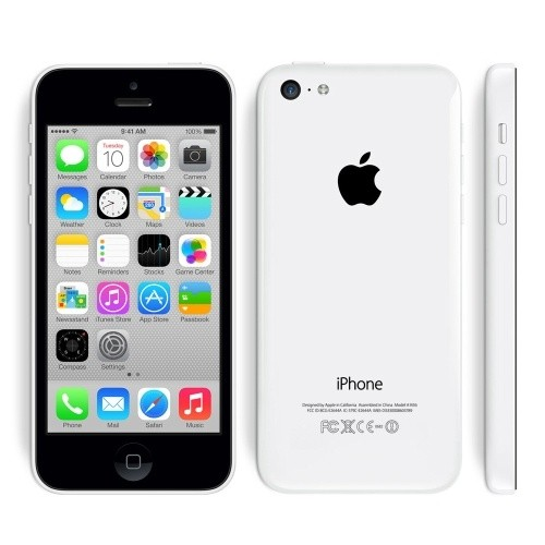 tomtop iPhone 5C 3G A6 2コア WHITE(ホワイト)