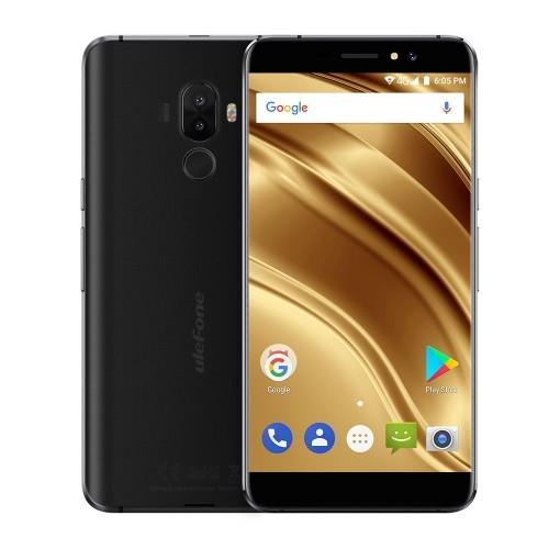 tomtop Ulefone S8 Pro MTK6737T 1.5GHz 4コア BLACK(ブラック)
