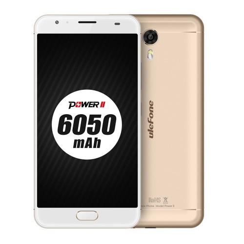 tomtop Ulefone Power 2 MTK6750T 1.5GHz 8コア GOLD(ゴールド)