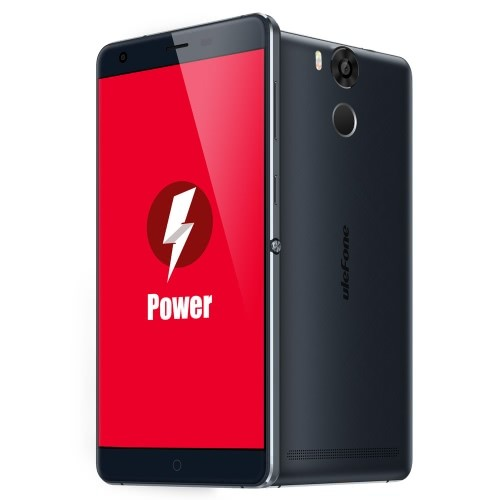 tomtop Ulefone Power MTK6753 1.3GHz 8コア BLUE(ブルー)