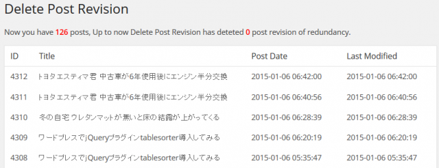 Delete-Post-Revision 削除