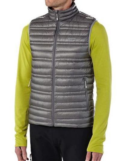 Patagonia Ultralight Down Vest 前