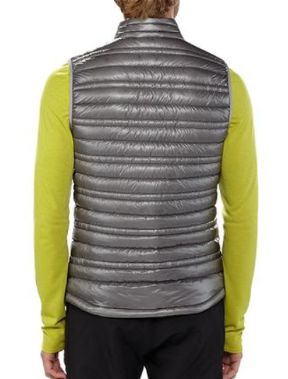 Patagonia Ultralight Down Vest 後ろ
