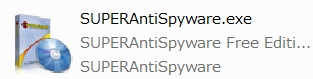SUPERAntiSpyware Free Edition exe