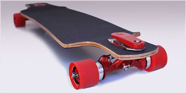 Brakeboard社 フットブレーキ・システム