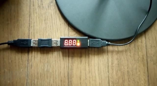 8.8Vくらい出てます