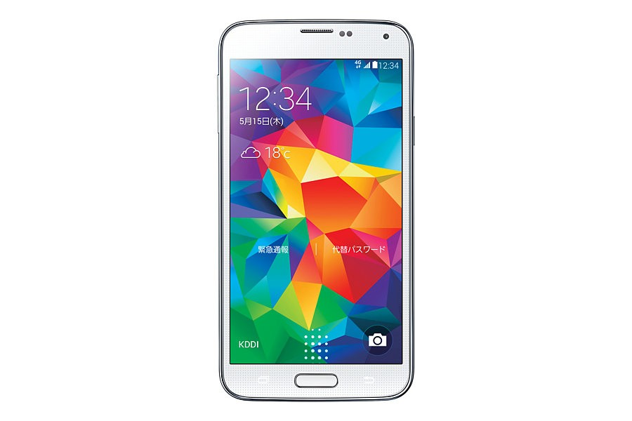 GALAXY S5 SCL23 Snapdragon 801 MSM8974AC 2.5GHz 4コア