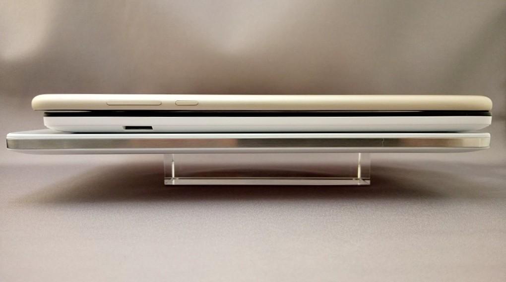 上:Mi Pad2、中:Teclast X89 Kindow Reader、下:Chuwi Hi8