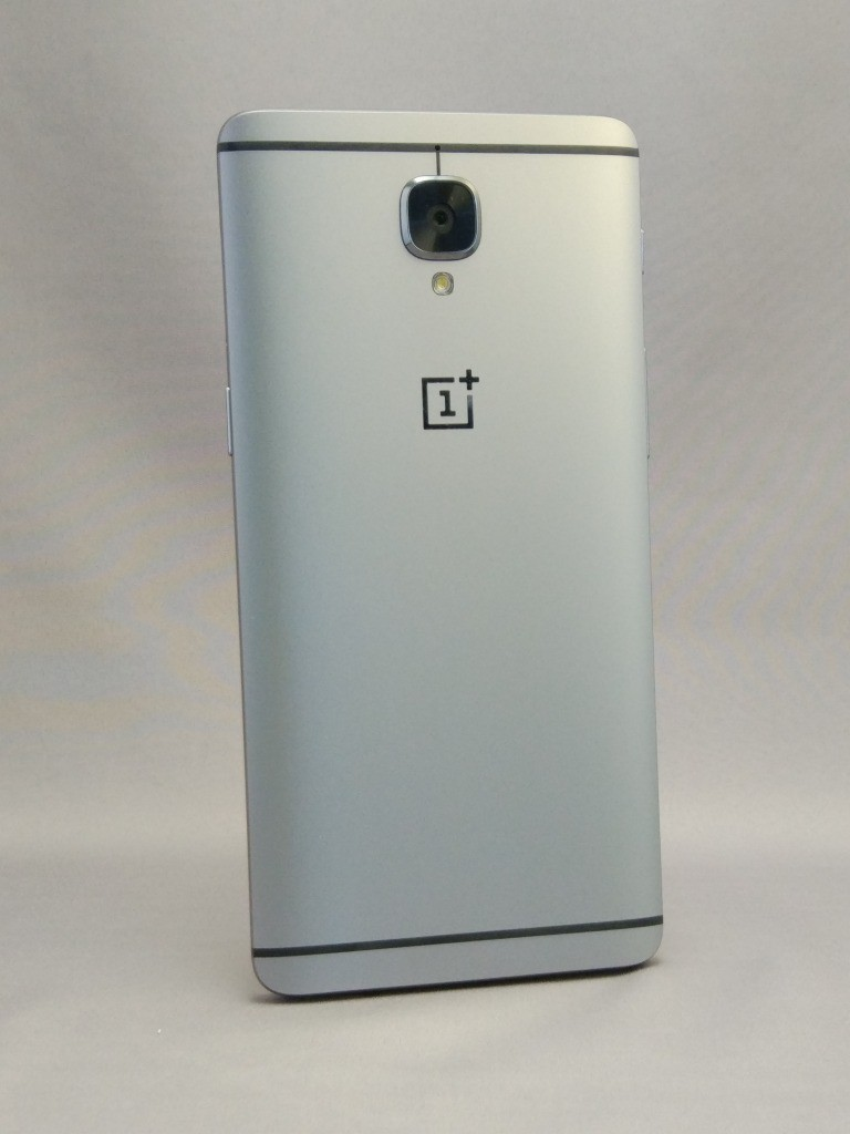 OnePlus 3  レビュー(箱だけシャー専用)