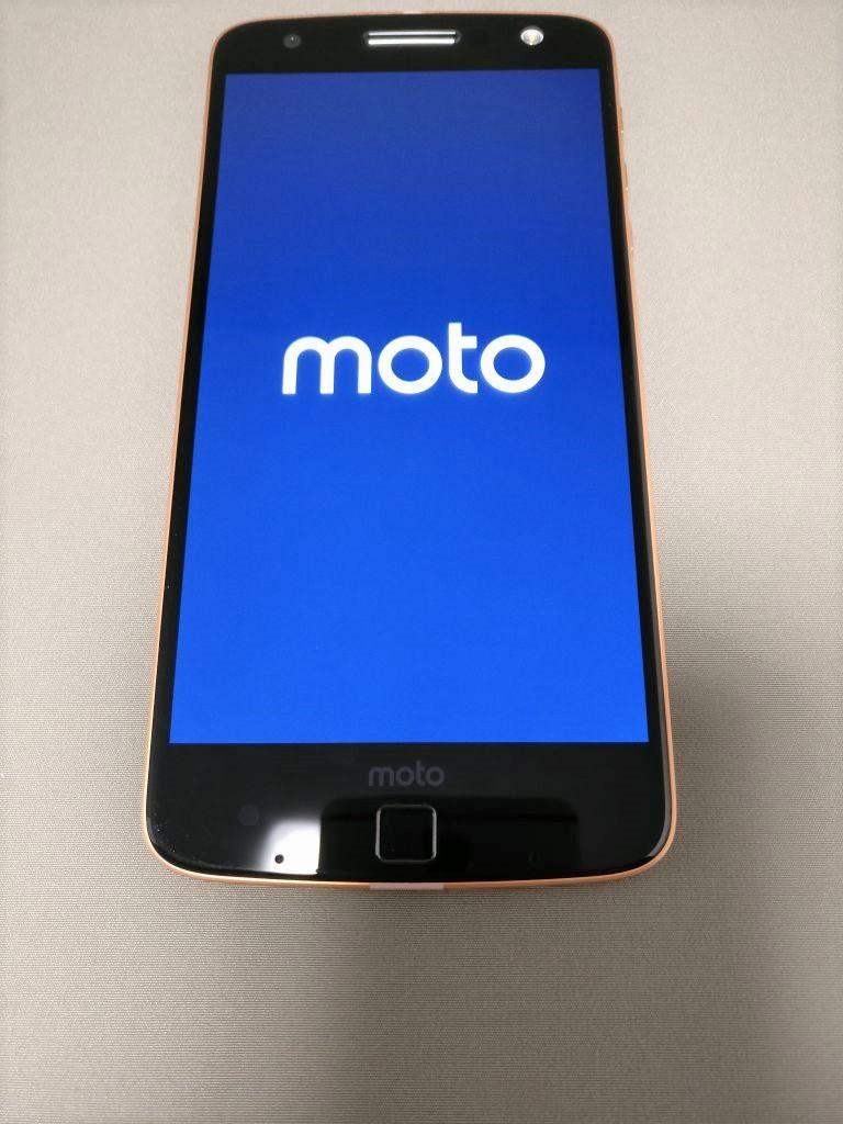 世界最超薄 中華スマホ Motorola Lenovo Moto Z Xt1650 05 5 5