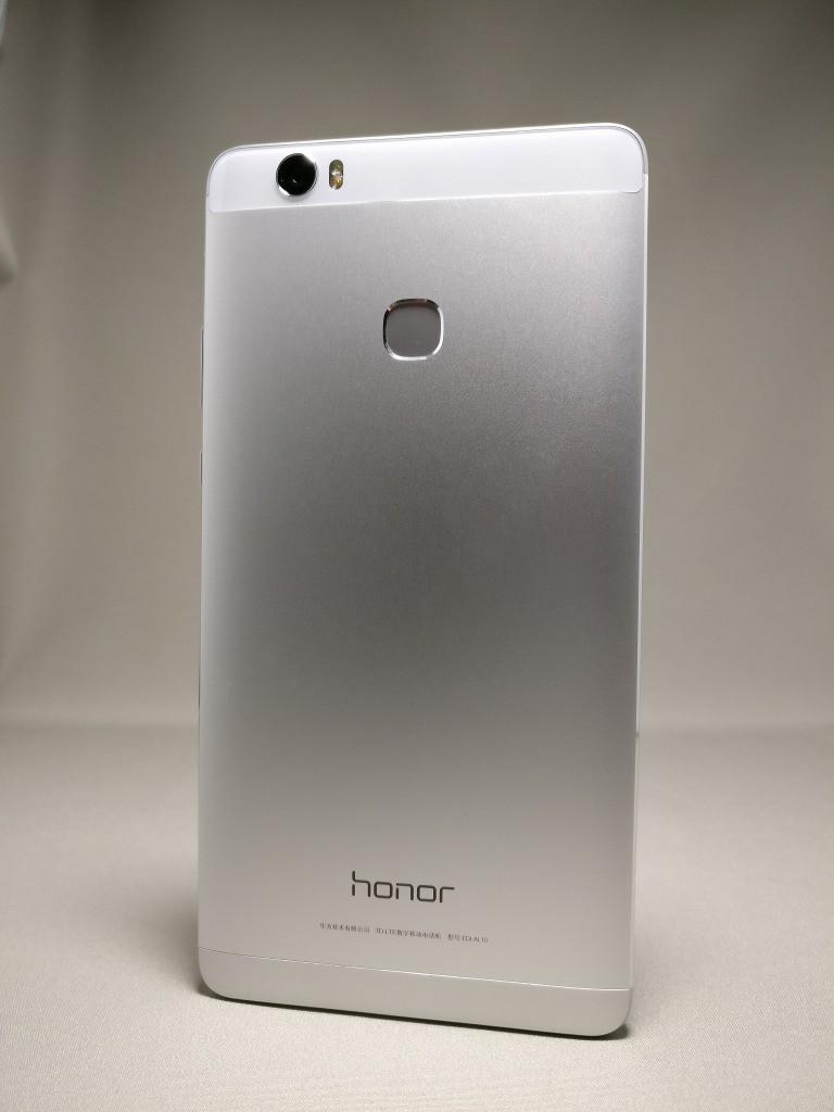 6.6インチ 中華スマホ Huawei Honor Note 8 内部 レビュー