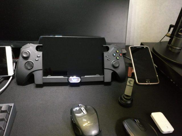 【ゲーム用中華タブレット】ゲームパッド合体型 WINK PAX G1 レビュー Playストア無い!