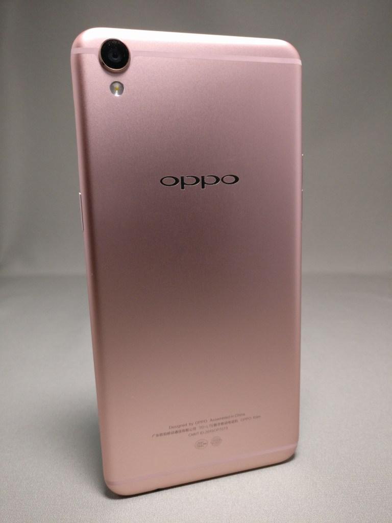 OPPO R9 裏 7