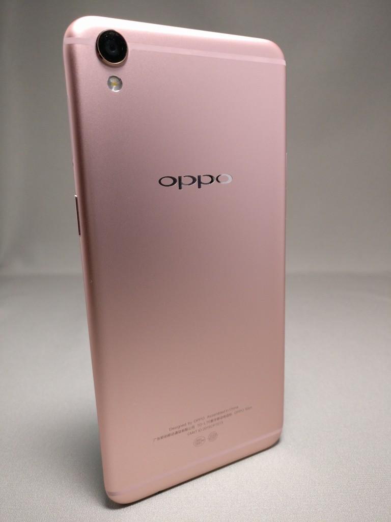 OPPO R9 裏 8