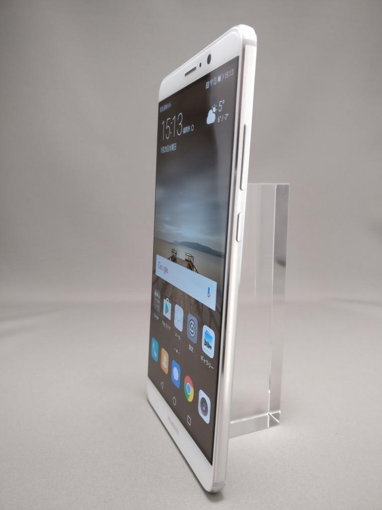 Huawei mate 9 表面 20度