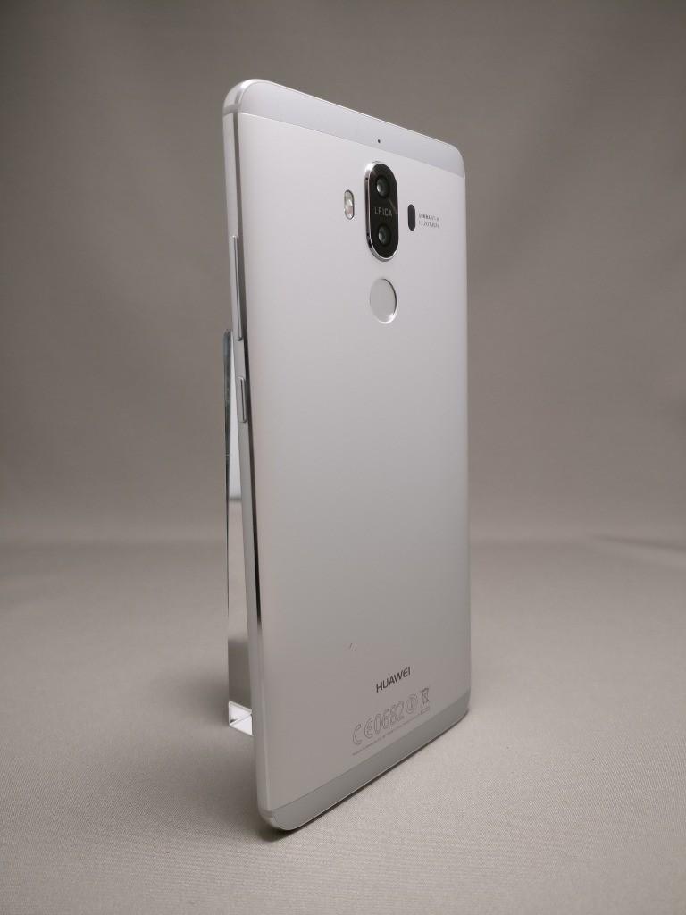 Huawei mate 9 裏面 40度